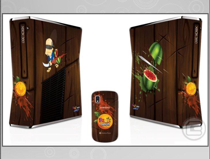 XBOX 360 : Edition FRUIT NINJA Fruit_12