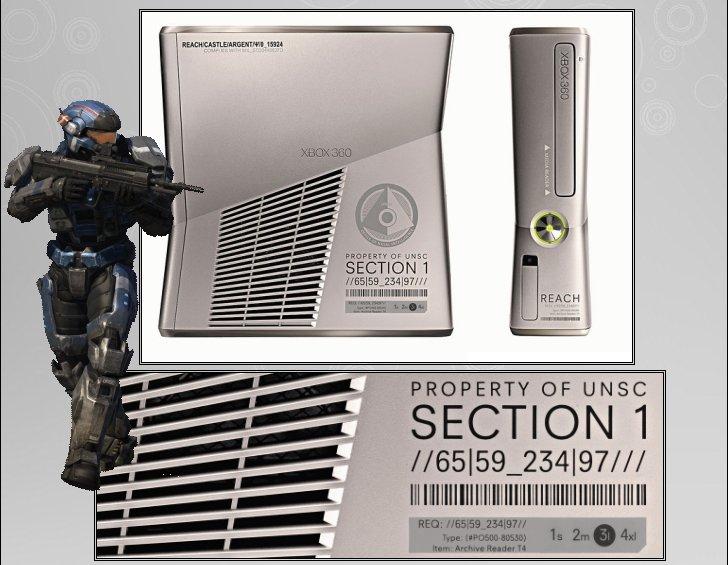 XBOX 360 : Edition HALO REACH Halo_r12