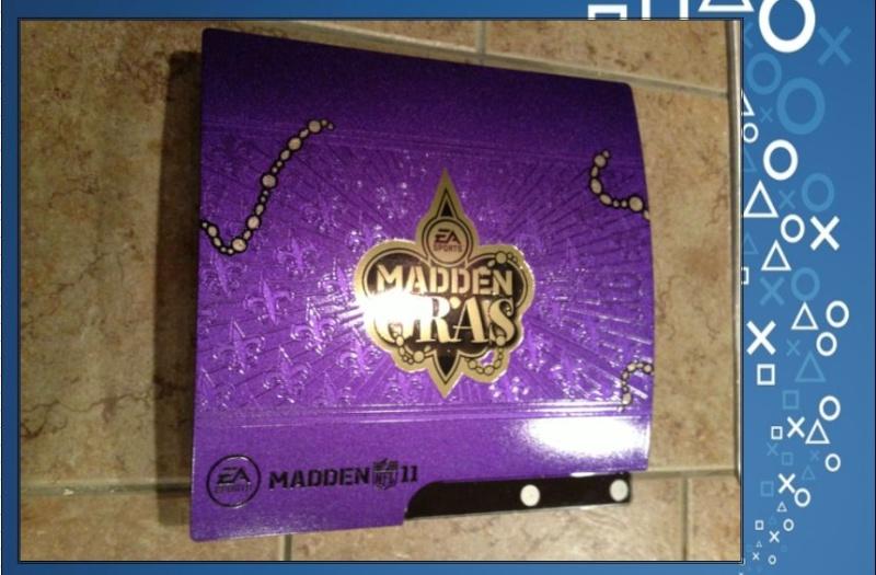 PLAYSTATION 3 : Edition MADDEN 11 Madden12