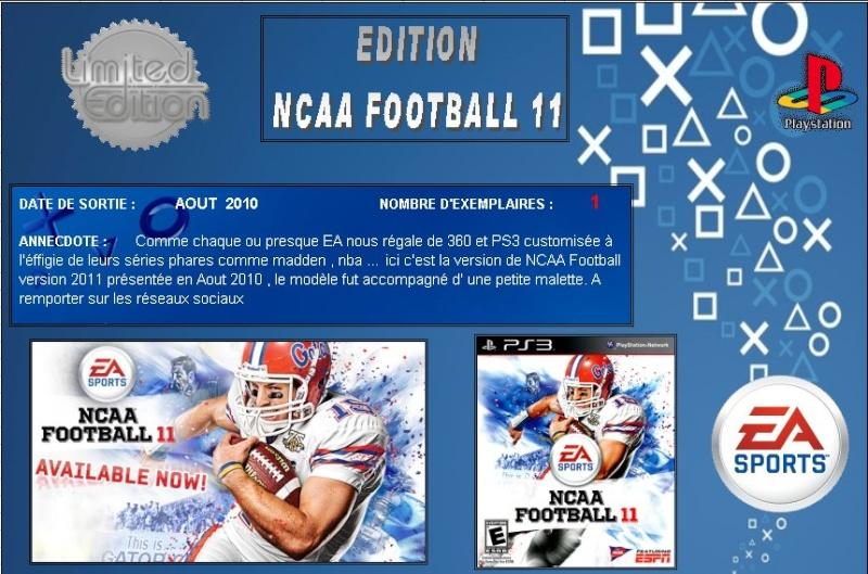 PLAYSTATION 3 : Edition NCAA FOOTBALL 11 Ncaa1110