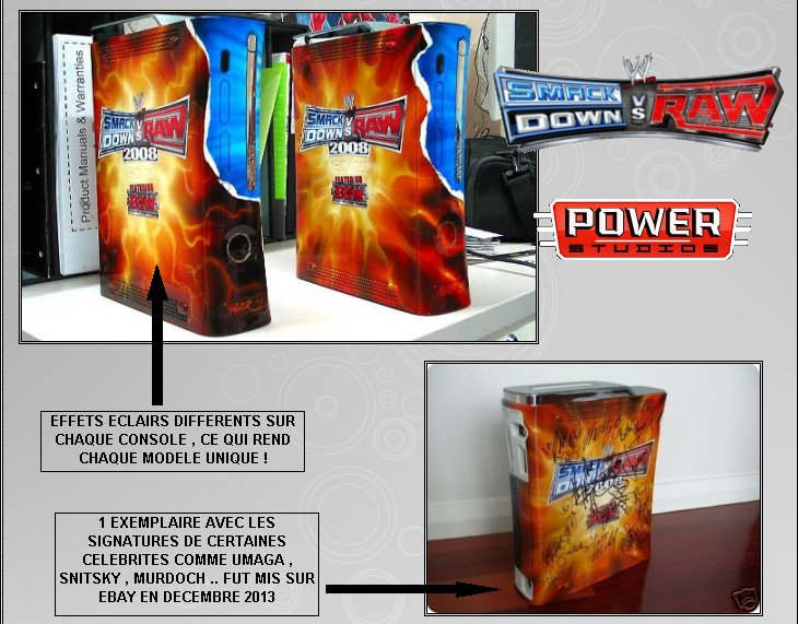 XBOX 360 : Edition SMACK DOWN vs RAW 2008 Smack_13