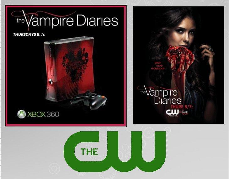 XBOX 360 : Edition VAMPIRE DIARIES Vampir11