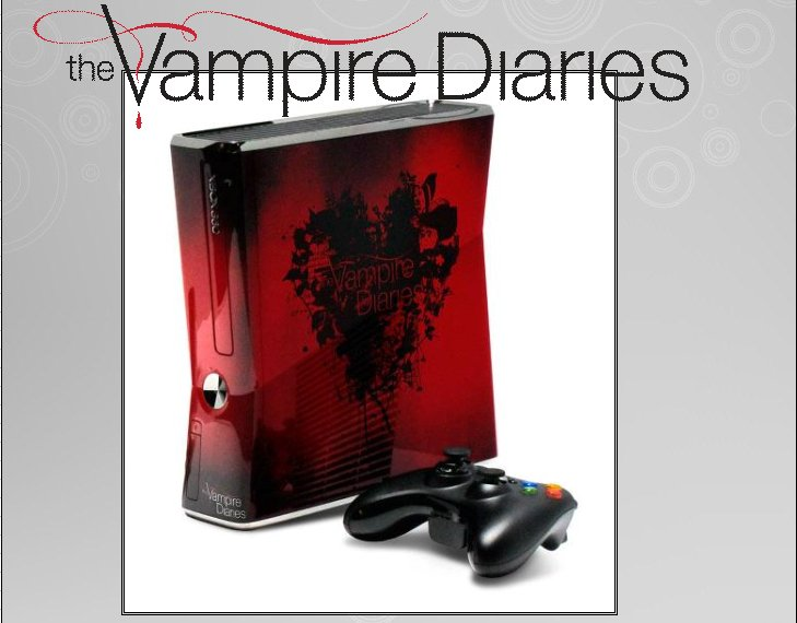 XBOX 360 : Edition VAMPIRE DIARIES Vampir12