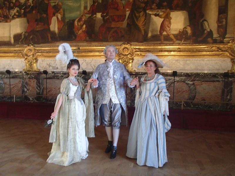 la Sérénade au Chateau de Versailles, les photos P6140010