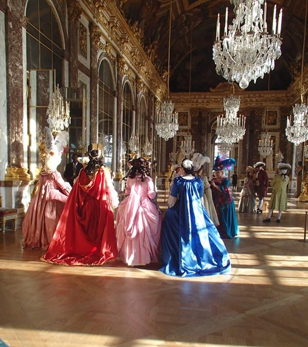 la Sérénade au Chateau de Versailles, les photos P6140111