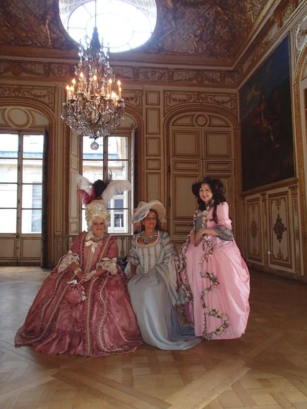 la Sérénade au Chateau de Versailles, les photos P6140114