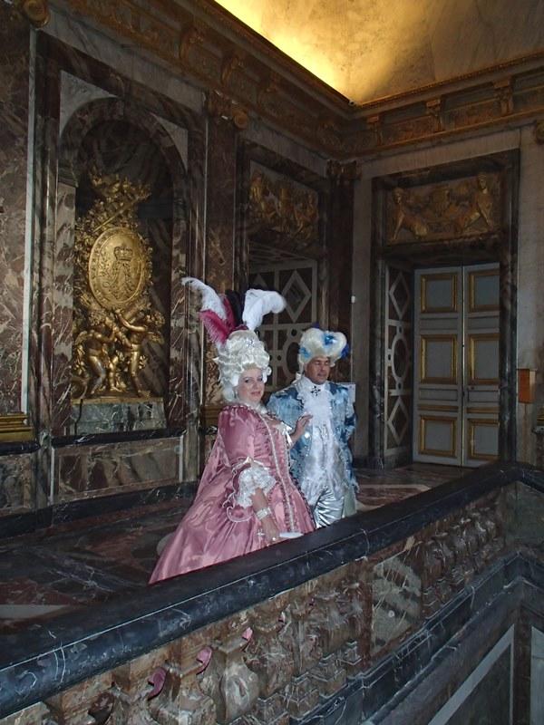 la Sérénade au Chateau de Versailles, les photos P6140210