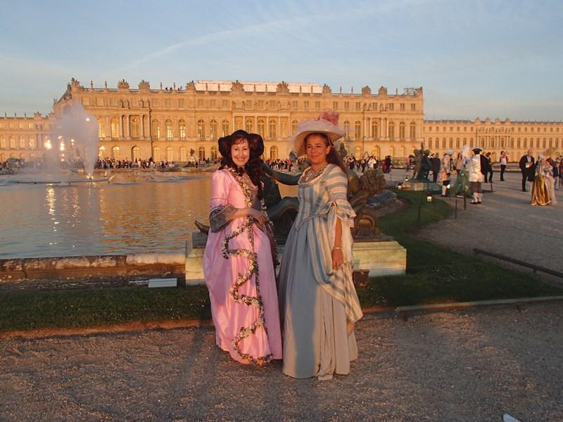 la Sérénade au Chateau de Versailles, les photos P6140214