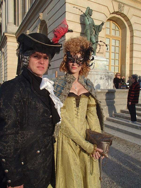 la Sérénade au Chateau de Versailles, les photos P6140216