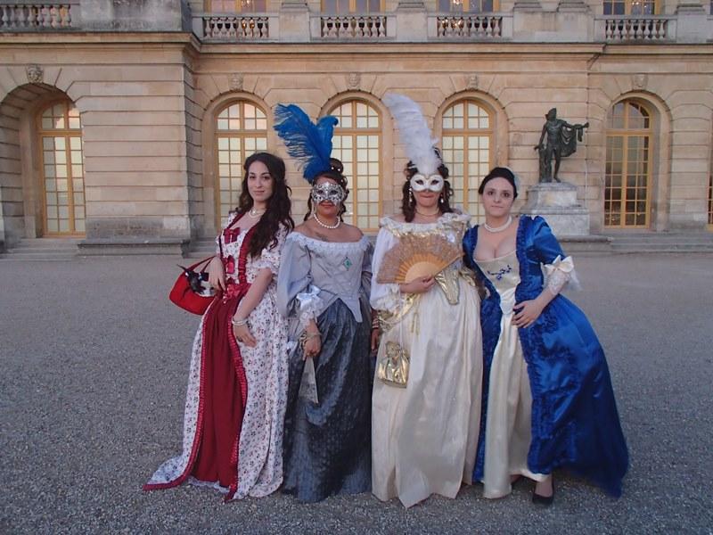 la Sérénade au Chateau de Versailles, les photos P6140310