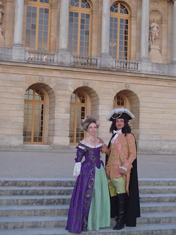 la Sérénade au Chateau de Versailles, les photos P6140311