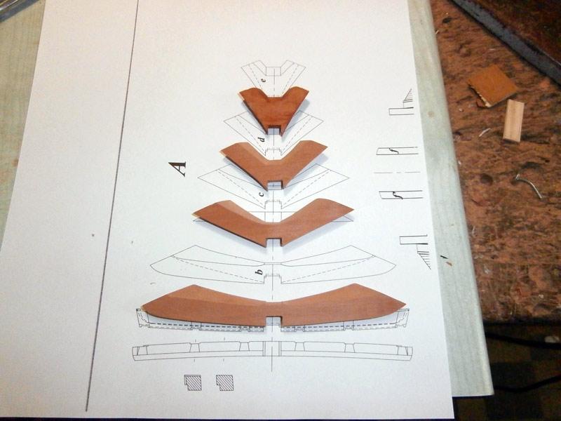 L'Amarante scala 1:30 di Giampiero (giampieroricci) Amara120