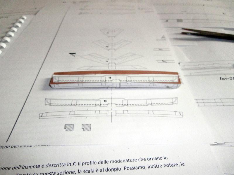 L'Amarante scala 1:30 di Giampiero (giampieroricci) Amara127