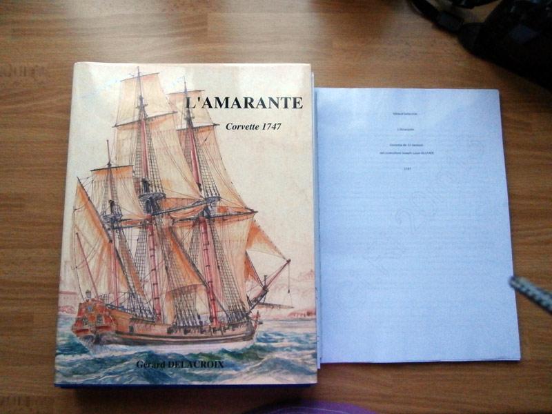 L'Amarante scala 1:30 di Giampiero (giampieroricci) Amaran42