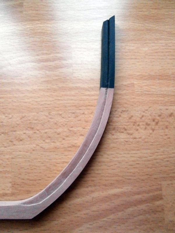 L'Amarante scala 1:30 di Giampiero (giampieroricci) Amaran68