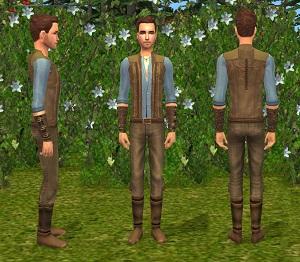 Старинные наряды, костюмы - Страница 2 2i131164