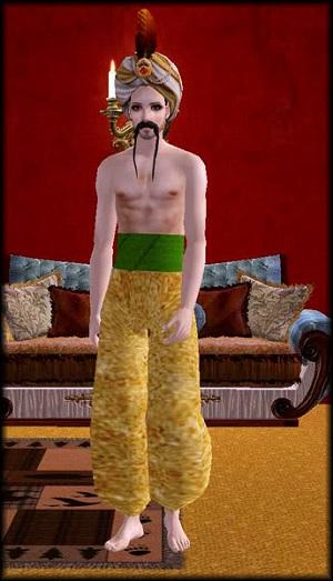Старинные наряды, костюмы - Страница 2 2i131267