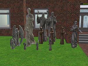 Фонтаны, статуи - Страница 3 2i131f56