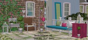 Патио, скамейки - Страница 3 Imag1021