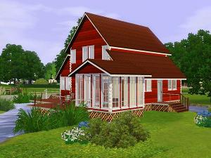 Жилые дома (котеджи) - Страница 4 Imag1108