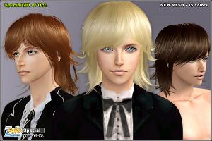 Мужские прически (короткие волосы, стрижки) - Страница 3 Image111
