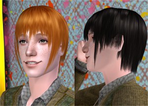 Мужские прически (короткие волосы, стрижки) - Страница 6 Image117