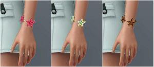 Браслеты, часы, кольца Image136