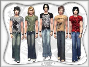 Повседневная одежда - Страница 3 Image146