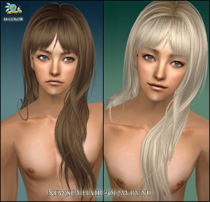 Мужские прически (длинные волосы) Image149