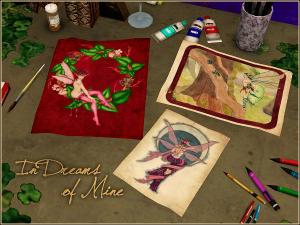 Мелки декоративные предметы Image156