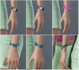 Браслеты, часы, кольца Image184