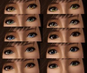 Глаза, брови, бородки - Страница 5 Image238