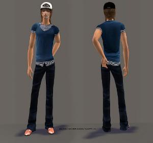 Повседневная одежда - Страница 3 Image301