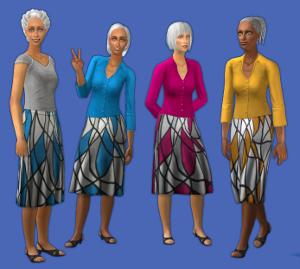 Повседневная одежда - Страница 3 Image419