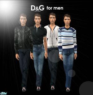 Повседневная одежда - Страница 4 Image421