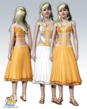 Формальная одежда, свадебные наряды Image453