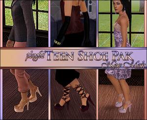 Обувь (женская) - Страница 2 Image458