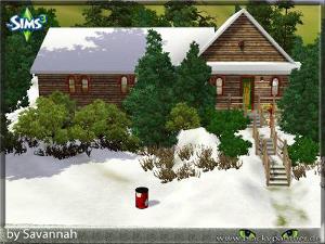 Жилые дома (небольшие домики) - Страница 2 Image582