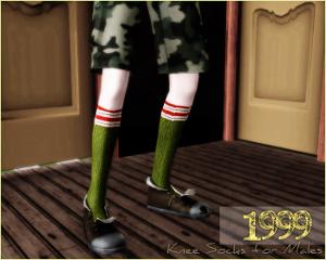 Обувь (мужская) Image585