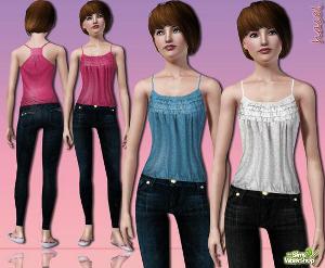 Повседневная одежда (комплекты с брюками, шортами) Image615