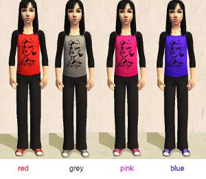 Для детей (повседневная одежда) - Страница 4 Image621