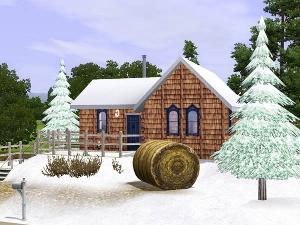 Жилые дома (небольшие домики) - Страница 2 Image638