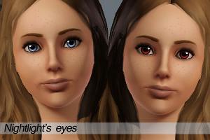 Глаза, брови, бородки - Страница 5 Image696