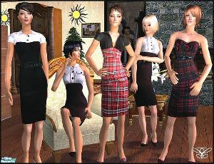 Повседневная одежда (платья, туники, комплекты с юбками) - Страница 2 Image_44