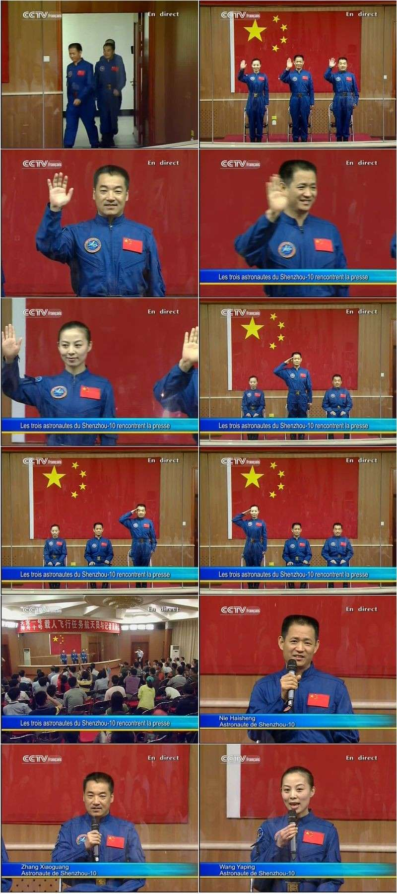 Shenzhou 10 - 11 juin 2013 13061010