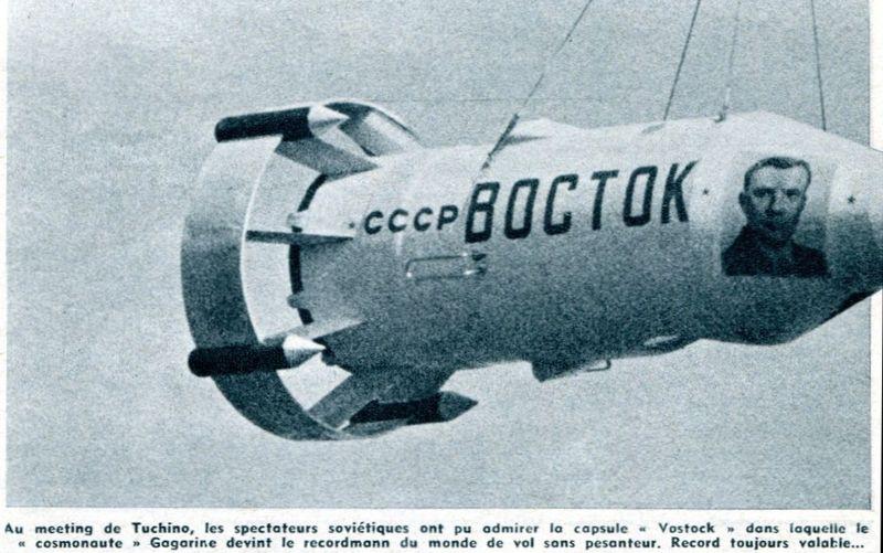 Vostok 5, Vostok 6 - 14, 16 juin 1963 - 1ers vols conjoints 61080110