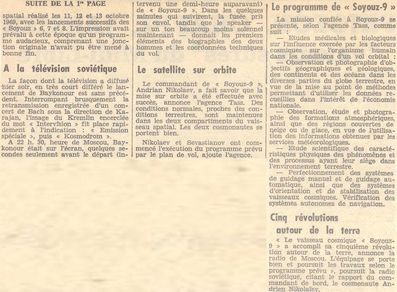 1er juin 1970 - Soyouz 9 70060211