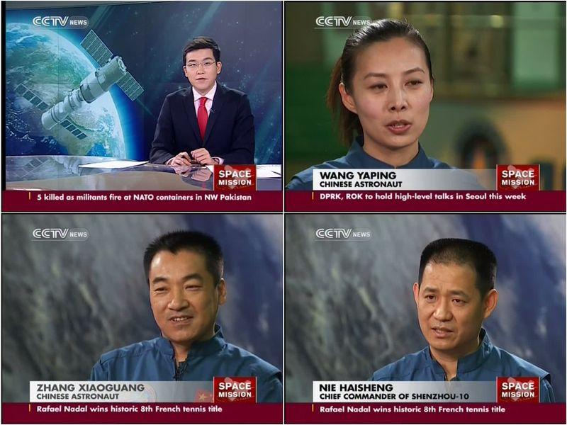 Shenzhou 10 - 11 juin 2013 Planch11