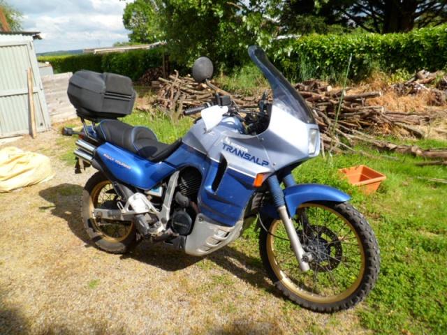 Transalp XLV 600 - 1990 - Bon état Sam_2410