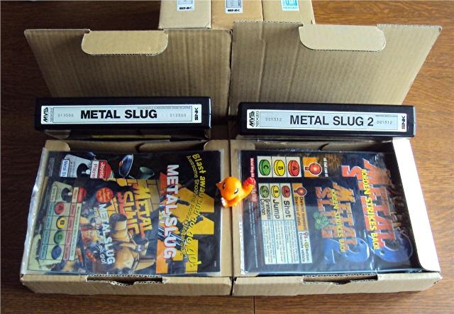 Ma p'tite collec Game Boy / Nintendo / SNK / ARCADE.. [MAJ mai 2013] - Page 5 Slug_m10